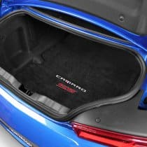 2016-2017 6th Generation Camaro CAMARO SS Logo Trunk Compartment Cargo Mat