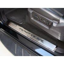 2010-14 Ford Raptor Doors Sills Plates