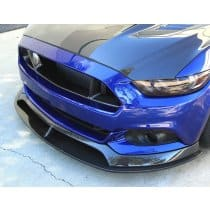 2015-2017 Mustang S550 Mustang Carbon Fiber Front Chin Splitter