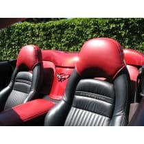 Corvette C5 Speed Lingerie Head Rest Cover