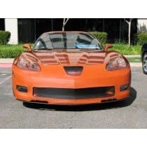 C6 Corvette  Speed Lingerie Nose Cover