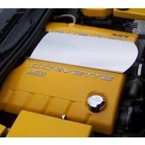 C6 Corvette  LS2 Painted Fuel Rail Covers