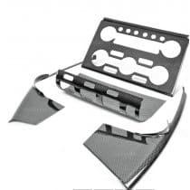 2009-2014 Nissan GTR Carbon Fiber Center Console Package
