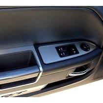 2008-2014 Dodge Challenger Door Arm Control Trim Surrounds