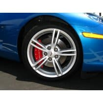 C6 Corvette  Brake Caliper Covers
