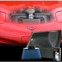 Corvette C5 Intake Hurricane System