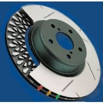 DBA Police Pursuit Brake Rotors for 2006-2010 Charger R/T 5.7L