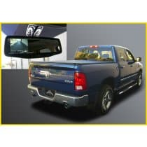 Dodge Ram Reverse Camera and Rearview Mirror