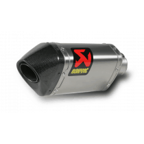 Ducati Multistrada 1200 Akrapovic Slip-On Exhaust