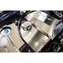 2015 Dodge Challenger | Anti Lock Brake/Washer Fluid Cover with Polished Cap