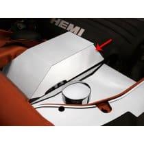 2011-2014 Dodge Charger / Chrysler 300 Fuse Box/Anti-Lock Brake Cover w/Cap Polished