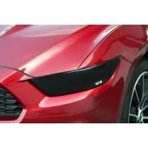 2015-2017 Ford Mustang GT Styling Headlight Blackouts Covers
