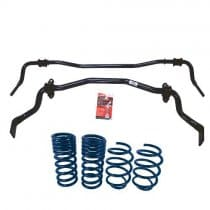 2015-2017 Ford Mustang GT Coupe Racing Street Sway Bar And Spring Kit