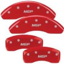 2004-2008 MIni Cooper (R52) Convertible S Red Caliper Covers