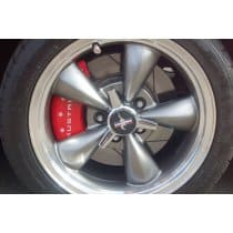 Mustang Brake Caliper Covers