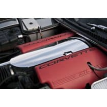 Corvette C5 Polished Plenum Cover