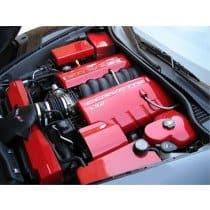 C6 Corvette Painted Radiator Shroud