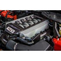 2015-2017 Mustang Carbon Fiber 5.0 Engine Cover Insert