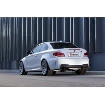 BMW 1M Titanium Evolution Akrapovic Exhaust