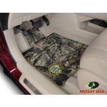 Ford Raptor Lloyd Camo  With Military Logo Floor Mats