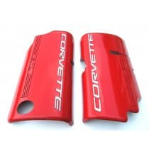 C5 Corvette Painted Fuel Rail Covers