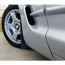 C5 Corvette Splash Guards Kit - Stealth