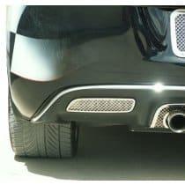 C6 Corvette Laser Cut Reverse Light Grills