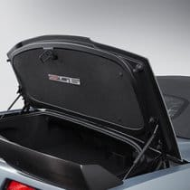 C7 Corvette Decklid Liner in Black with Z06 Logo