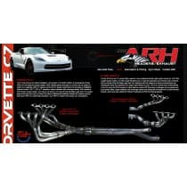C7 Corvette American Racing Headers Long Tube