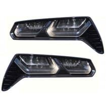 C7 Corvette Z06 Clear Tail Lights Package