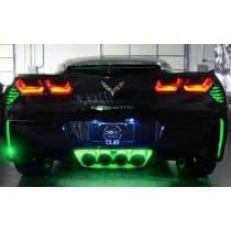 C7 Corvette LED Rear Bumper Fascia Kit
