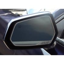 2010-2015 Camaro Side View Mirror Trim w/SS Logo