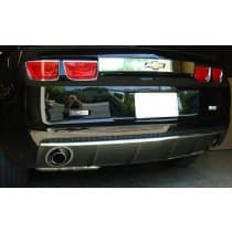 2010-2013 Camaro Rear Valance Chrome Trim