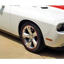 Dodge Challeger Wheel Bands