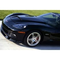 Corvette Lingenfelter Twin Turbo Hood