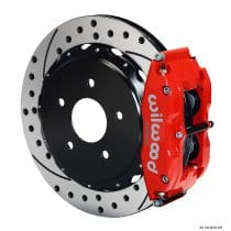 Wilwood C6 Corvette  Rear Big Brake Kit