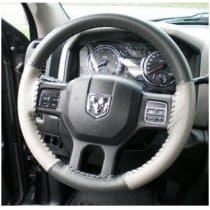 2009-2017 Challenger Wheelskins Steering Wheel Wrap