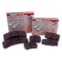 C6 Corvette Brake Pads Ferodo DS3000 Front Race Brake Pads