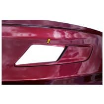 2015-2017 Ford Mustang Solid Style Hood Vent Accent Decals