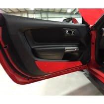 2015-2017 Ford Mustang Painted Door Kick Plates