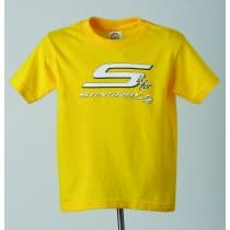 C7 Corvette Stingray Toddler T-Shirt Yellow