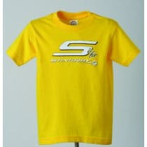 C7 Corvette Stingray Youth T-Shirt Yellow