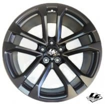 2010-2015 LG ZR28 Gen5 Z28 Camaro Fitment Wheels