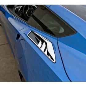 C7 Corvette 10pc Rear Quarter Panel Vent Set