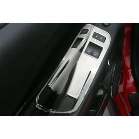 2010-2015 Camaro Stainless Steel Deluxe Door Handle Trim Plate