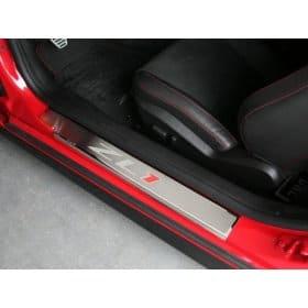 2010-2015 Camaro ZL1 Door Sills Sill Plates
