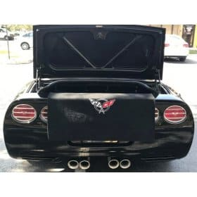 C5 Corvette Trunk Armour Protection Towel With Embroidered Emblem