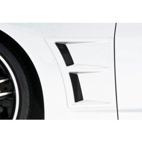 2010-2015 Camaro 3dCarbon Side Fender Vents