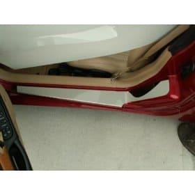 Corvette C5 Stainless Steel Door Sills