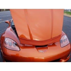 C6 Corvette  Speed Lingerie Hood Cover